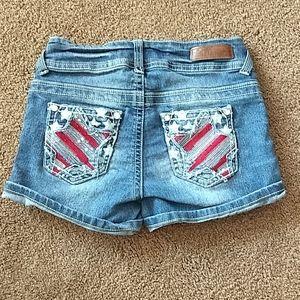 WallFlower Shorts